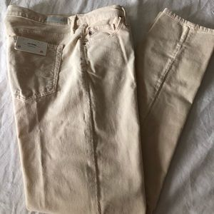 Ag Adriano Goldschmied Jeans - AG corduroy jeans